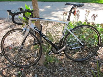 Nice road bike