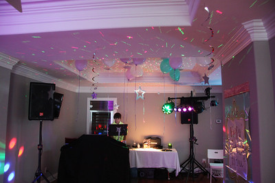 DJ - Ashton's 13th Birthday Party