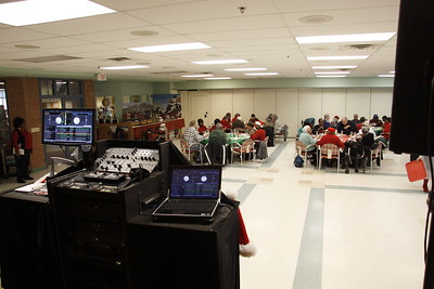 DJ - Bowie Senior Center Holiday Party