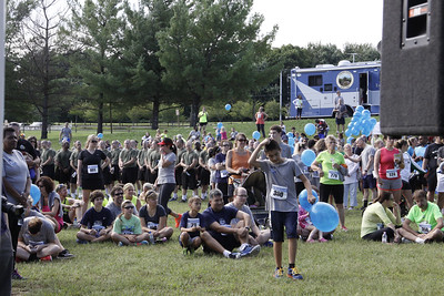 DJ - Howard County Police 5K Race - 2014