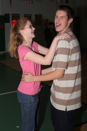 C-K Middle Valentines Dance