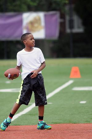 DeSean Jackson 2015 FAST Camp