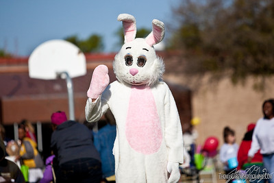 Dallas Junior Chamber of Commerce Easter Egg Hunt for the Blind 2010