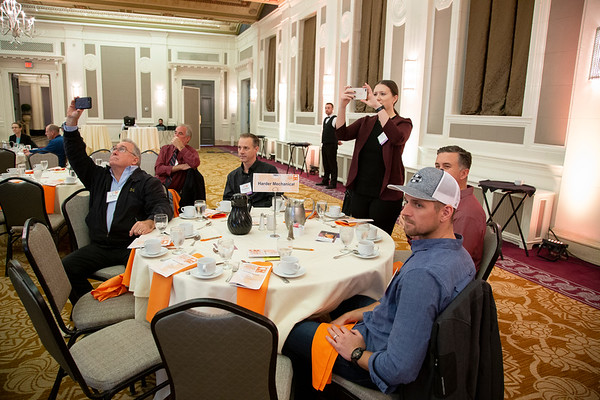 Daily Journal of Commerce 2019 Hart Hat Safety Awards (Sam Tenney/DJC)