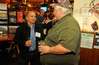 DMWESB Happy Hour, November 15, 2012.