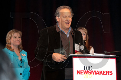 DJC Newsmakers 2012 Awards, Portland, Oregon. 02-23-2012