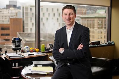 Rich Meneghello, managing partner at Fisher & Phillips LLP.