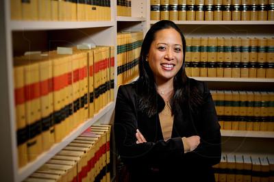 Kimberly Sugawa-Fujinaga, associate with Greene & Markley, P.C.