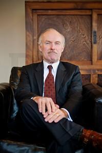 Stephen Houze, criminal defense attorney.