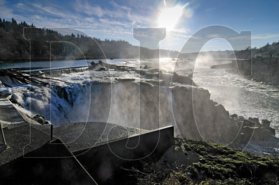 The Riverwalk construction phase of the Willamette Falls Legacy Project could be on the horizon. Government partners are hoping to soon apply for permits. (Sam Tenney/DJC file)