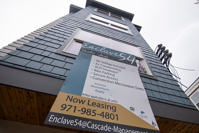 While most Portland-area apartment dwellers paid their rent for the month of April, multifamily owners are bracing for the potential for payments to slow in May. (Sam Tenney/DJC file)