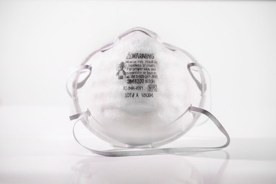 Oregon building industry firms and professional organizations are donating N95 respirators and other personal protective equipment to medical personnel battling the coronavirus epidemic. (Sam Tenney/DJC)