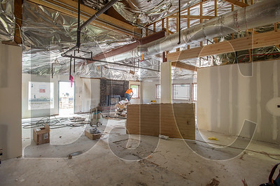 The Guidepost Montessori School project is slated for completion this month. (Josh Kulla/DJC)