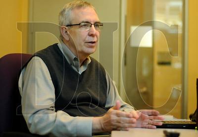 Ken Vaughn, head of Oregon Built Environment & Sustainable Technologies Center's commercialization program.