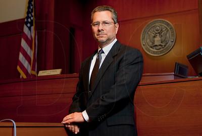 U.S. District Court Judge John Acosta