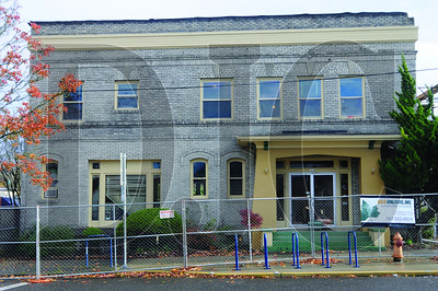 B&G Builders is renovating a 99-year-old office building at 1536 S.E. 11th Ave. for the nonprofit Oregon State Public Interest Research Group. The 5,259-square-foot structure is receiving a full seismic upgrade, including three shotcrete shear walls and new galvanized lintels on the windows. Green features include the installation of a photovoltaic array on the ceiling, the use of 100 percent FSC-certified wood, and low-VOC paints and coatings. The project was designed by Stack Architecture, and is slated for completion in early March 2013.