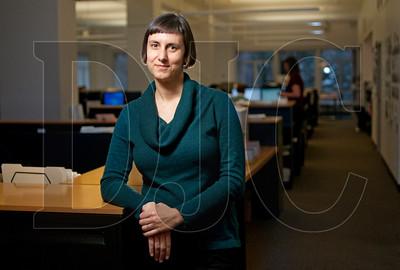 Erica Dunn, an associate with Hennebery Eddy Architects, was recently awarded the Van Evera Bailey Fellowship.