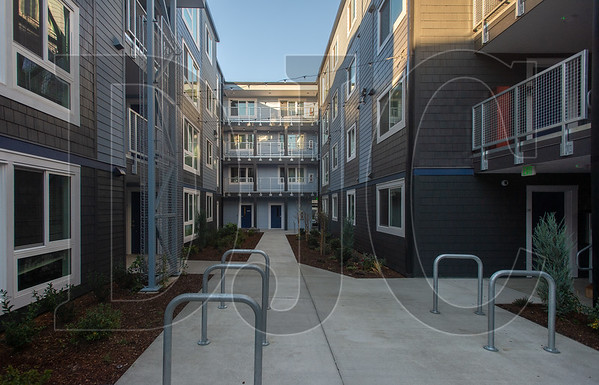 The 51-unit Charlotte B. Rutherford
