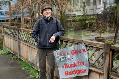 Christine Yun, a member of the Buckman Historic Association, has been working for the past five years to register the Southeast Portland neighborhood on the National Register of Historic Places. The effort came to a halt this month amongst opposition by neighborhood residents unhappy with the fees and regulations associated with historic district status.