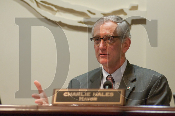 Portland Mayor Charlie Hales, 2013 Newsmaker.