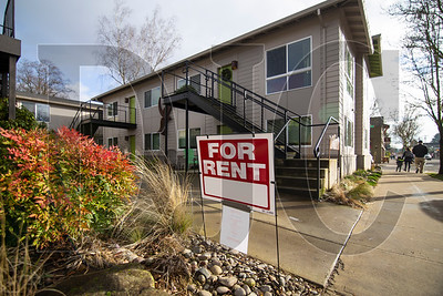 A statewide rent control bill that would cap increases at about 10 percent each year has advanced through the Oregon Senate Housing Committee. (Sam Tenney/DJC)