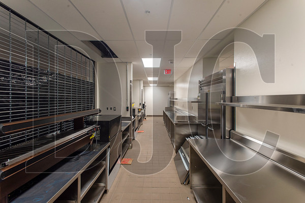 The second phase of construction includes a new kitchen. (Josh Kulla/DJC)