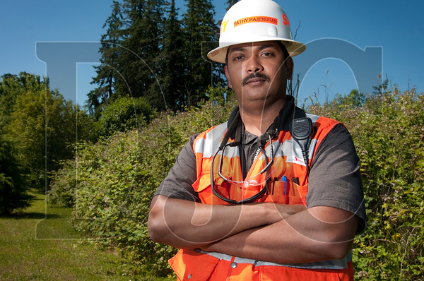 Sathy Rajendran is the co-developer of Sustainable Construction Safety and Health, a LEED-like certification program for construction safety.  Rajendran and Oregon State University associate professor John Gambatese developed the system while Rajendran was a Ph.D. candidate at the school.