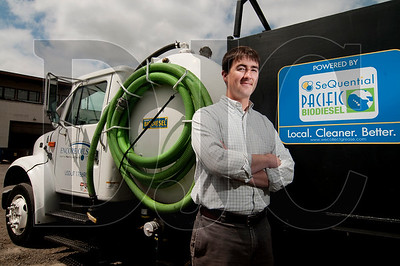 "Tyson Keever is the general manager SeQuential-Pacific, a biofuel provider that has benefited from Oregon's sunsetting Business Energy Tax Credit program.  ""BETC was an element that helped get us in, but now there will be a barrier to entry for others, unfortunately,"" he said."