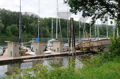 The Big Island Marina on Sauvie Island is for sale for $1.8 million.  The property includes a 24-slip marina, a three-bedroom house, and a one-bedroom house, all of which have been remodeled within the past two years.