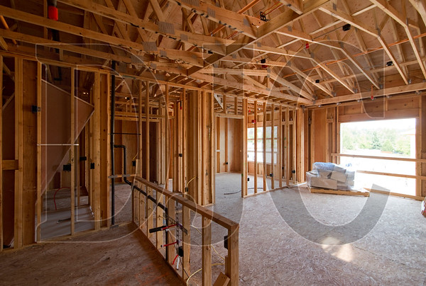 The wood-framed independent living buildings will consist of one- and two-bedroom units, and will be built with custom finishes picked by individual buyers.