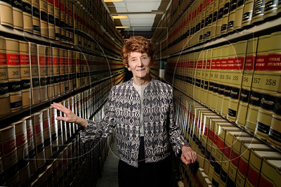 Jacque Jurkins is the library director of the Multnomah County Law Library, where she has worked since 1964.  Jurkins has been selected as a 2011 member of the American Association of Law Libraries Hall of Fame.