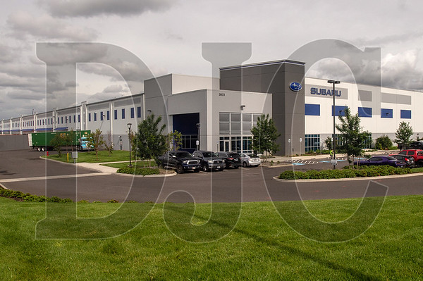Trammell Crow is planning a 253,000-square-foot expansion of the Gresham Subaru Distribution Center, which opened in 2016. (Josh Kulla/DJC)