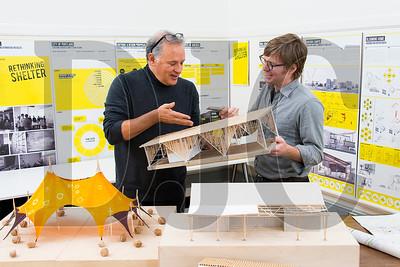 Center for Public Interest Design, Portland State University, Sergio Palleroni, Todd Perry, Oregon, 03-07-2014