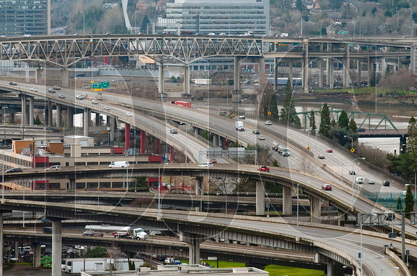 Oregon's road usage charge program, in which electronic devices track drivers' mileage, is intended to one day replace the state gas tax as the main source of transportation funding. (Sam Tenney/DJC file)