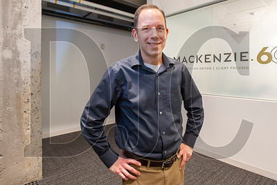 Dietrich Wieland, who started at Mackenzie as a summer intern, will be its next president. (Josh Kulla/DJC)