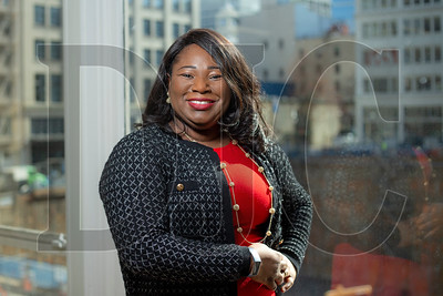 Kenechi Onyeagusi is seeking to raise awareness within the greater business community of the Professional Business Development Group. (Sam Tenney/DJC)