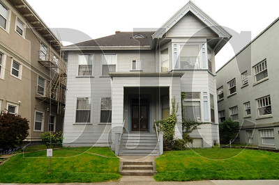 Residents of the Alphabet District are concerned with plans to construct a 26-unit apartment building on the site of an 116-year-old home at 2124 Northwest Flanders Street.