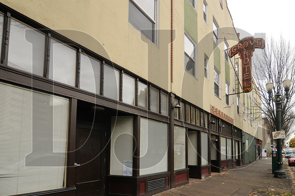 Plans to renovate the Grove Hotel into an international-themed hostel are moving forward again following an additional loan to the project from the Portland Development Commission. Construction is expected to start early next year on the $4.75 million project.