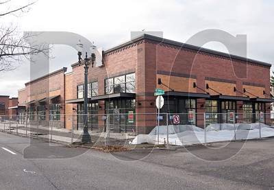 Below-market rate leases will be offered for some commercial space at Alberta Commons in Northeast Portland. Prosper Portland's Affordable Commercial Tenanting Program will give preference to businesses owned by women and people of color for the leases, which will also be offered at two buildings in Lents and a downtown parking garage. (Sam Tenney/DJC)