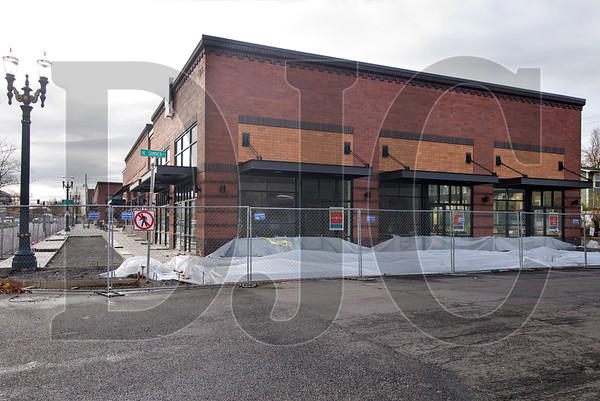 The Alberta Commons commercial development in Northeast Portland will offer some retail space at below-market rate. (Sam Tenney/DJC)