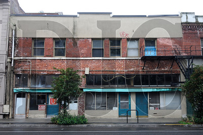 A building in Portland's Old Town/Chinatown neighborhood at 221 N.W. Third Ave is for sale at an asking price of $695,000.