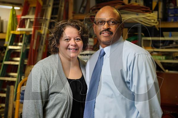 Mark and Debbie Matthews, Pacificmark Construction.