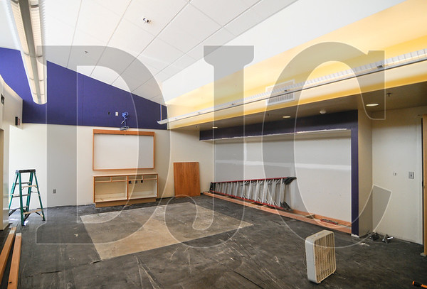 Todd Construction is wrapping up a six-month remodel and expansion of the Chiles Center at the University of Portland. Locker rooms for four of the school's men's athletic teams, as well as a strength and conditioning center, are being expanded and updated. The remodel also includes a student athlete study area and administrative space.