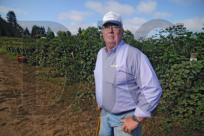 Bill Zimmerman is the owner of Bi-Zi Farms, located on land in Vancouver that his family has been farming for 140 years.