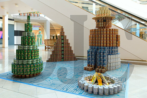 """""""Only YOU Can Prevent Hunger,"""" by Hoffman Construction and Mackenzie"""