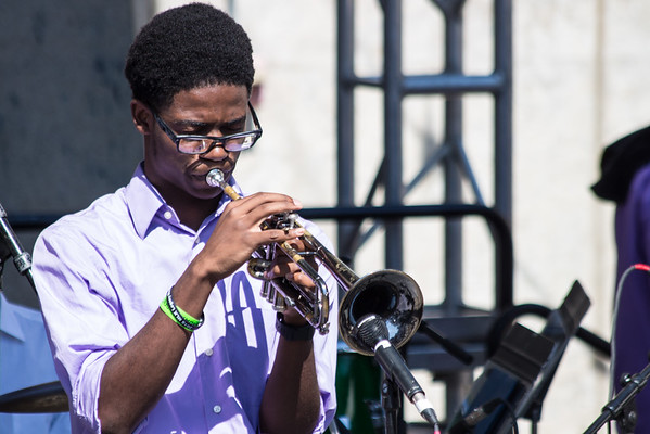 Detroit Jazz Festival 2016 - Monday