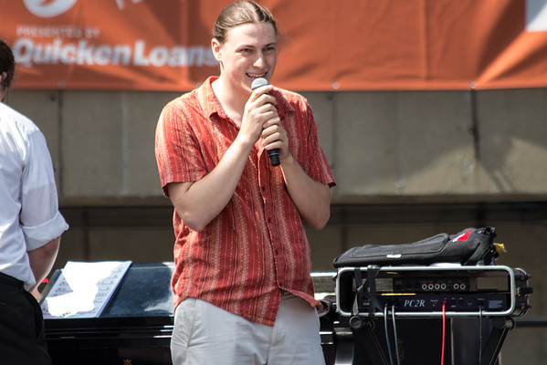 Detroit Jazz Festival 2016 - Sunday