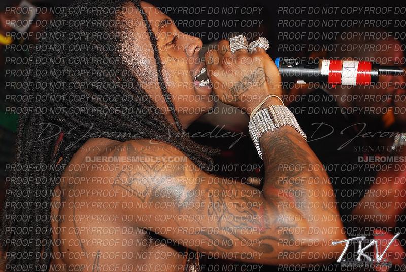 Lil Wayne by D Jerome Smedley