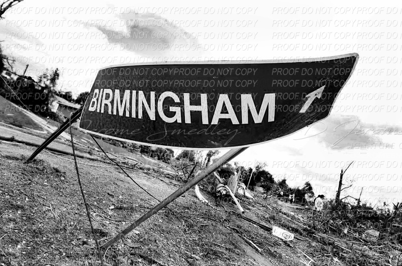 The Only Way To Go For Birmingham by D Jerome Smedley