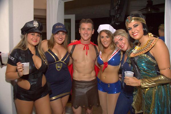 DJ's Halloween Party 10-24-2015